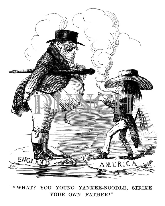 """What? You Young Yankee-Noodle, Strike Your Own Father!"""