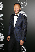 06 January 2018 - Santa Monica, California - John Legend. The Art Of Elysium's 11th Annual Black Tie Artistic Experience HEAVEN Gala held at Barker Hangar. <br /> CAP/ADM/FS<br /> &copy;FS/ADM/Capital Pictures