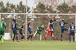 07.01.2018, San Pedro del Pinatar, Pinatar Arena, ESP, FSP FC Twente Enschede (NED) vs Werder Bremen (GER), im Bild<br /> <br /> Theodor Gebre Selassie (Werder Bremen #23) erzielt fast das 5 zu 0<br /> Jerome Gondorf (Werder Bremen #8)<br /> Dylan George (FC Twente Enschede)<br /> David Sambissa (FC Twente Enschede)<br /> Dejan Trajkovski (FC Twente Enschede)<br /> Florian Kainz (Werder Bremen #7)<br /> Foto &copy; nordphoto / Kokenge