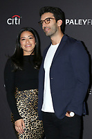 "LOS ANGELES - MAR 20:  Gina Rodriguez, Justin Baldoni at the PaleyFest -  ""Jane The Virgin"" And ""Crazy Ex-Girlfriend"" at the Dolby Theater on March 20, 2019 in Los Angeles, CA"