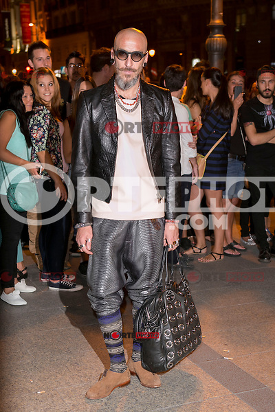 Roberto Etxeberria attends the party of Nike and Roberto Tisci at the Casino in Madrid, Spain. September 15, 2014. (ALTERPHOTOS/Carlos Dafonte) /NortePhoto.com