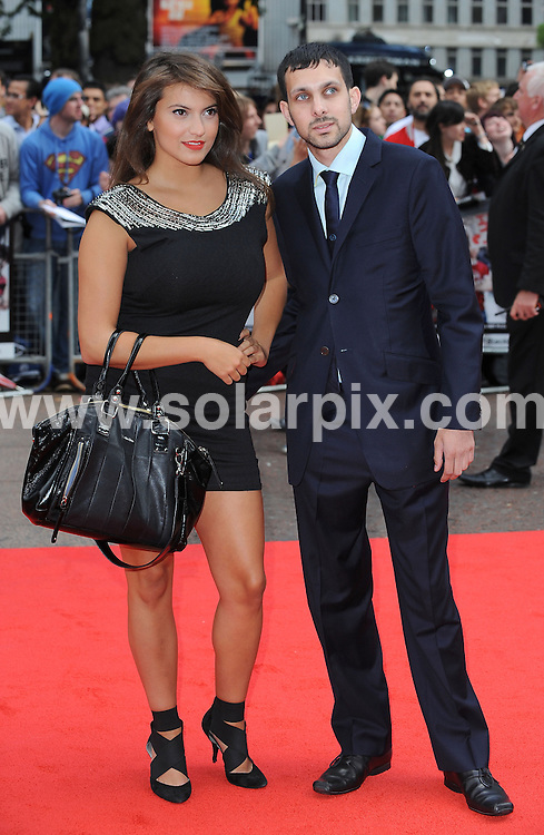 **ALL ROUND PICTURES FROM SOLARPIX.COM**.**WORLDWIDE SYNDICATION RIGHTS**.Arrivals at the Scott Pilgrim Vs The World European film premiere at The Empire cinema, Leicester Square, London, UK ..This pic: Dynamo..JOB REF: 11953 TLP DATE: 18_08_2010.**MUST CREDIT SOLARPIX.COM OR DOUBLE FEE WILL BE CHARGED**.**MUST NOTIFY SOLARPIX OF ONLINE USAGE**.**CALL US ON: +34 952 811 768 or LOW RATE FROM UK 0844 617 7637**