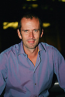 FILE Sept 2,  2003, Montreal, Quebec, Canada<br /> <br /> Christian Vadim, The son of Catherine Deneuve and of Roger Vadim, pose for a photo  during the 2003 World Film Festival<br /> <br /> Vadim plays Ernest Ripper in Raoul Ruiz latest film UNE PLACE PARMI LES VIVANTS<br /> <br /> The Festival runs from August 27th to september 7th, 2003<br /> <br /> <br /> Mandatory Credit: Photo by Pierre Roussel- Images Distribution. (©) Copyright 2003 byMichel Karpoff<br /> <br /> All Photos are on www.photoreflect.com, filed by date and events. For private and media sales