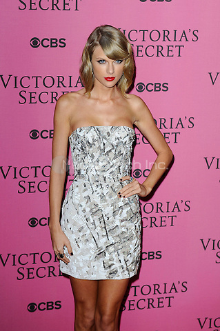 LONDON, ENGLAND - DECEMBER 2: Taylor Swift attends the pink carpet for Victoria's Secret Fashion Show 2014, Earls Court on December 2, 2014 in London, England.<br /> CAP/MAR<br /> &copy; Martin Harris/Capital Pictures /MediaPunch ***FOR USA ONLY***