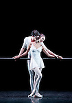 "English National Ballet. ""Three Preludes"". Choreographer: Ben Stevenson."