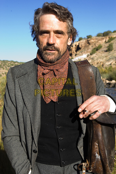 Appaloosa (2008) <br /> Jeremy Irons<br /> *Filmstill - Editorial Use Only*<br /> CAP/KFS<br /> Image supplied by Capital Pictures