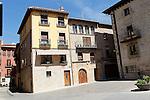 Viana.Navarra.Espana.Viana.Navarra.Spain.Plaza de San Pedro..San Pedro square.(ALTERPHOTOS/Alfaqui/Acero)