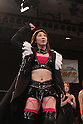 Yumi Oka, OCTOBER 3, 2010 - Pro Wrestling :..Pro Wrestling WAVE event at Korakuen Hall in Tokyo, Japan. (Photo by Yukio Hiraku/AFLO)