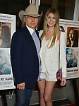 """Dwight Yoakam, Emily Joyce 045 attends the Premiere Of Sony Pictures Classic's """"David Crosby: Remember My Name"""" at Linwood Dunn Theater on July 18, 2019 in Los Angeles, California."""