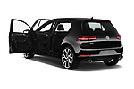 Car images of 2018 Volkswagen Golf-GTI-Performance - 5 Door Hatchback Doors