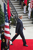 United States Secretary of State John Kerry arrives at an official State Visit of China on the South Lawn of the White House in Washington, DC on Friday, September 25, 2015.<br /> Credit: Chris Kleponis / Pool via CNP