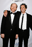 LOS ANGELES, CA. - January 24: Producers Ron Howard and Brian Grazer arrive at the 20th Annual Producer's Guild Awards at the The Hollywood Palladium on January 24, 2009 in Los Angeles, California.