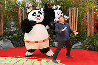 Jack Black<br /> arriving for the &quot;Kung Fu Panda 3&quot; European premiere at the Odeon Leicester Square, London<br /> <br /> <br /> &copy;Ash Knotek  D3093 06/03/2016