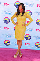UNIVERSAL CITY, CA - JULY 22: Tia Mowry at the 2012 Teen Choice Awards at Gibson Amphitheatre on July 22, 2012 in Universal City, California. &copy; mpi28/MediaPunch Inc. /NortePhoto.com*<br />