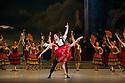Don Quixote, Mikhailovsky Ballet, Coliseum