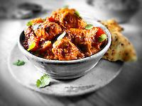 Chicken Jalfrezi, Traditional Indian recipe