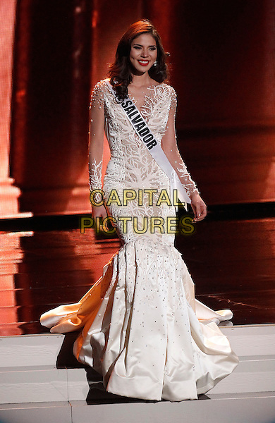 16 December 2015 - Las Vegas, Nevada -  Miss El Salvador, Fatima Idubina Rivas.  2015 Miss Universe Preliminary Competition at Axis at Planet Hollywood Resort and Casino. <br /> CAP/ADM/MJT<br /> &copy; MJT/AdMedia/Capital Pictures