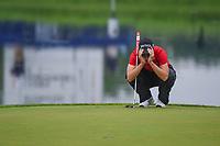 Carlota Ciganda (ESP) looks over her putt on 8 during round 4 of the KPMG Women's PGA Championship, Hazeltine National, Chaska, Minnesota, USA. 6/23/2019.<br /> Picture: Golffile | Ken Murray<br /> <br /> <br /> All photo usage must carry mandatory copyright credit (© Golffile | Ken Murray)