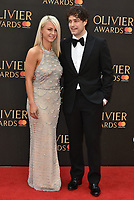 Lee Mead<br /> The Olivier Awards 2018 , arrivals at The Royal Albert Hall, London, UK -on April 08, 2018.<br /> CAP/PL<br /> &copy;Phil Loftus/Capital Pictures