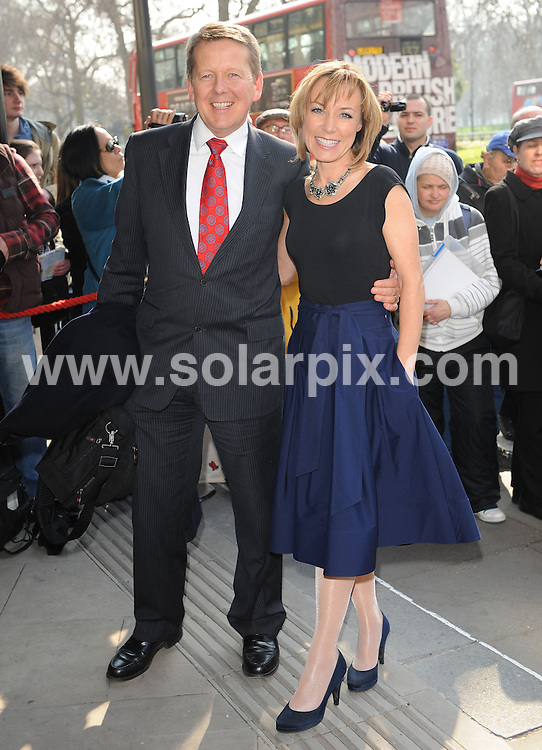 **ALL ROUND PICTURES FROM SOLARPIX.COM**                                             **WORLDWIDE SYNDICATION RIGHTS**                                                                                  Outside arrivals at the TRIC Awards 2011.  Held at Grosvenor House, Park Lane, London, on Tuesday March 08, 2011                                                                         This pic:      Sian Williams                                                                                        JOB REF:    12940    SSD       DATE:    08.03.11                                                        **MUST CREDIT SOLARPIX.COM OR DOUBLE FEE WILL BE CHARGED**                                                                      **MUST AGREE FEE BEFORE ONLINE USAGE**                               **CALL US ON: +34 952 811 768 or LOW RATE FROM UK 0844 617 7637**