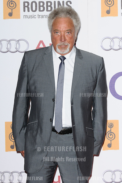 Tom Jones arriving for the Nordoff Robbins Silver Clef Awards 2012, London. 29/06/2012 Picture by: Steve Vas / Featureflash