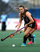 Rose Keddell during the World Hockey League match between New Zealand and Korea. North Harbour Hockey Stadium, Auckland, New Zealand. Saturday 18 November 2017. Photo:Simon Watts / www.bwmedia.co.nz