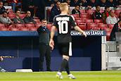 31st October 2017, Wanda Metropolitano, Madrid, Spain; UEFA Champions League, Atletico Madrid versus Qarabag FK; Gurban Gurbanov Coach of Qarabag