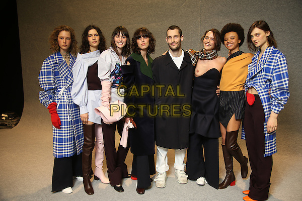 JACQUEMUS<br /> Paris Fashion Week Fall Winter 2016<br /> Paris, France, March 01, 2016.<br /> CAP/GOL<br /> &copy;GOL/Capital Pictures