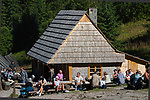 Dolina Strążyska, Tatry Zachodnie, Polska<br /> Strążyska Valley, Tatra Mountains, Poland