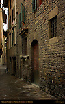 Rusticated Walls Torre dei Pierozzi 10th c Tower House Florence