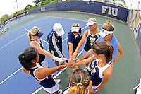 FIU Tennis 2013 (Combined)