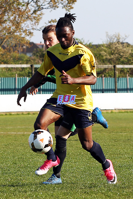 TOTTENHAM HALE RANGERS v LEWISHAM ATHLETIC<br /> LONDON FA JUNIOR CUP<br /> SATURDAY 8TH APRIL 2017<br /> REDBRIDGE FC
