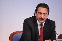 Roma, 26 Mar 2012.Palazzo Chigi.Italiacamp - Centro di idee per lo sviluppo del Paese .Carlo Cimbri, AD Gruppo Unipol