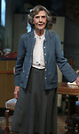 """Eileen Atkins during the Broadway Opening Night Curtain Call for the MTC  production of  """"The Height Of The Storm"""" at Samuel J. Friedman Theatre on September 24, 2019 in New York City."""