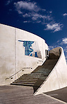 Fremantle Maritime Museum Steps 01 - Western Australian Maritime Museum, Fremantle, Western Australia.