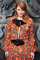 American actress Bryce Dallas Howard<br /> attends to premiere of Jurassic World 2 at Wizink Center in Madrid, Spain. May 21, 2018. <br /> ALTERPHOTOS/Borja B.Hojas/Insidefoto