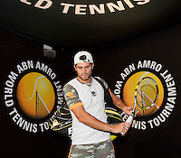 Februari 12, 2015, Netherlands, Rotterdam, Ahoy, ABN AMRO World Tennis Tournament, Simone Bolelli (ITA)<br /> Photo: Tennisimages/Henk Koster