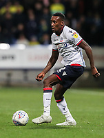 Bolton Wanderers' Lloyd Dyer<br /> <br /> Photographer Andrew Kearns/CameraSport<br /> <br /> The EFL Sky Bet Championship - Bolton Wanderers v Blackburn Rovers - Saturday 6th October 2018 - University of Bolton Stadium - Bolton<br /> <br /> World Copyright &copy; 2018 CameraSport. All rights reserved. 43 Linden Ave. Countesthorpe. Leicester. England. LE8 5PG - Tel: +44 (0) 116 277 4147 - admin@camerasport.com - www.camerasport.com