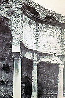 Sanctuary of the Fortuna Primigenia, Palestrina, Italy AD 80