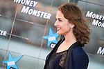 """Silvia Alonso during the premiere of the American Film """"Money Monster"""" at the Roof of the Torre Picasso in Madrid. May 18 2016. (ALTERPHOTOS/Borja B.Hojas)"""