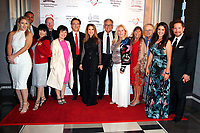 BURBANK - APR 27: Steve Lee, Leyna Nguyen at the Faith, Hope and Charity Gala hosted by Catholic Charities of Los Angeles at De Luxe Banquet Hall on April 27, 2019 in Burbank, CA
