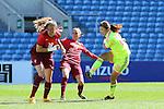 Yuri Kawamura (JPN), <br /> MARCH 6, 2015 - Football / Soccer : <br /> Algarve Women's Football Cup 2015 Group C match <br /> between Japan - Portugal <br /> at Algarve Stadium in Faro, Portugal. <br /> (Photo by YUTAKA/AFLO SPORT)[1040]