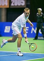 17-12-13,Netherlands, Rotterdam,  Topsportcentrum, Tennis Masters, ,  Thiemo de Bakker <br /> Photo: Henk Koster