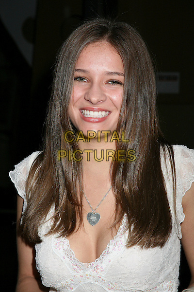 "ASH GOMEZ.At the Premiere of ""Sara and the Starfish"". at Sony Pictures Studios, Culver City, .California, USA, 28 April 2006..portrait headshot.Ref: ADM/BP.www.capitalpictures.com.sales@capitalpictures.com.©Byron Purvis/AdMedia/Capital Pictures."
