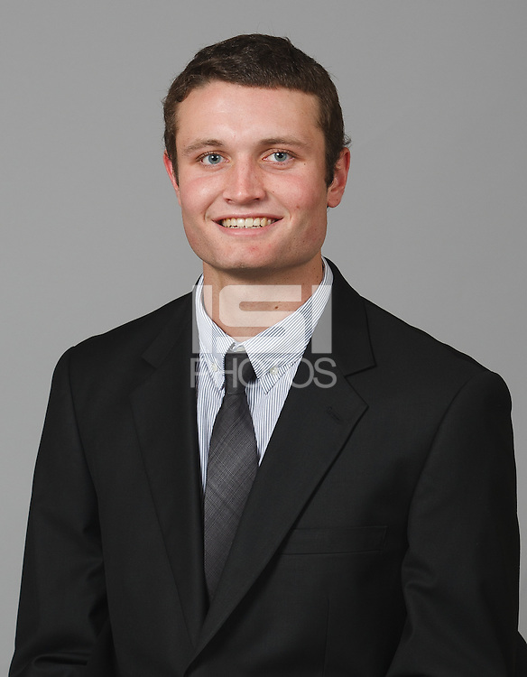 STANFORD, CA -- January 15, 2013: Stanford baseball portraits 2013.