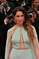 """CANNES, FRANCE. May 14, 2019: Frederique Bel at the gala premiere for """"The Dead Don't Die"""" at the Festival de Cannes.<br /> Picture: Paul Smith / Featureflash"""