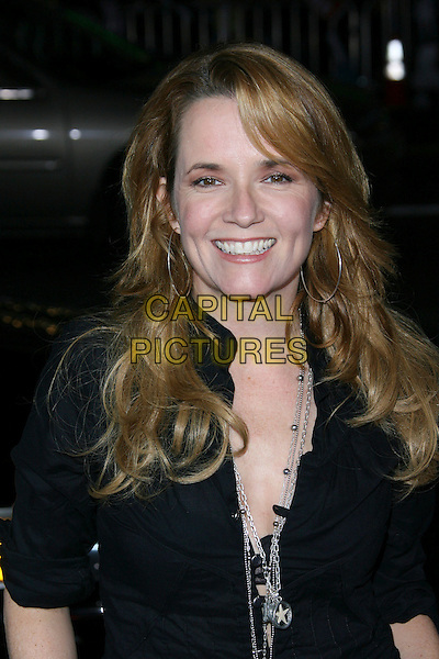 "LEA THOMPSON.At The World Premiere of Paramount Pictures' .""Jackass Number Two"" held at the Grauman's Chinese Theater, Hollywood, California, USA,.21 September 2006..portrait headshot leah.Ref: ADM/ZL.www.capitalpictures.com.sales@capitalpictures.com.©Zach Lipp/AdMedia/Capital Pictures."