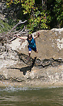 Parkside camping trip to Pedernales Falls State Park