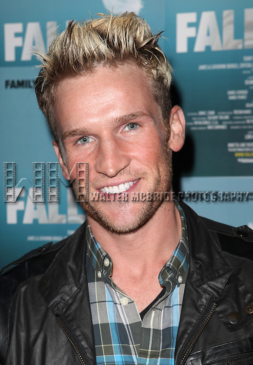 Claybourne Elder attending the Off-Broadway Opening Night Performance After Party for 'Falling' at Knickerbocker Bar & Grill on October 15, 2012 in New York City.