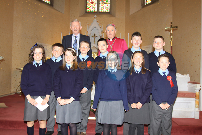 Cushinstown NS Confirmation in Duleek Co Meath..Picture Fran Caffrey/Newsfile.ie